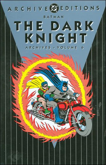 Batman: The Dark Knight Archives 6-A by DC
