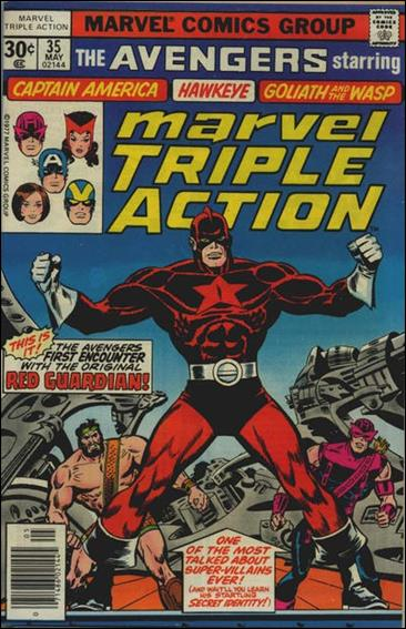 Marvel Triple Action (1972) 35-A by Marvel