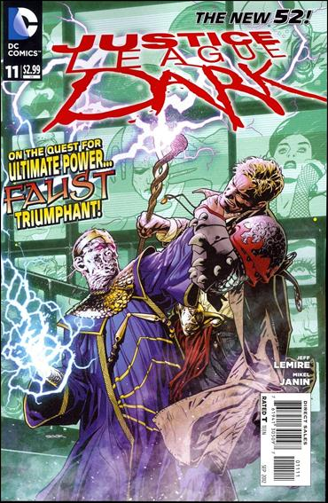 Justice League Dark 11-A by DC