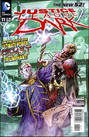 Justice League Dark 11-A