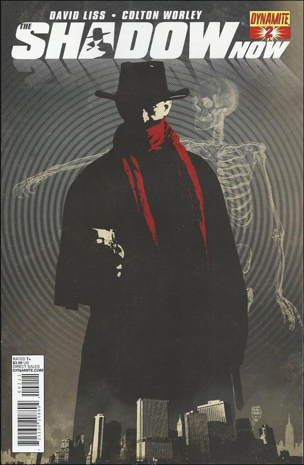 Shadow Now 2-A by Dynamite Entertainment