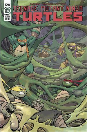 Teenage Mutant Ninja Turtles (2011) 107-A