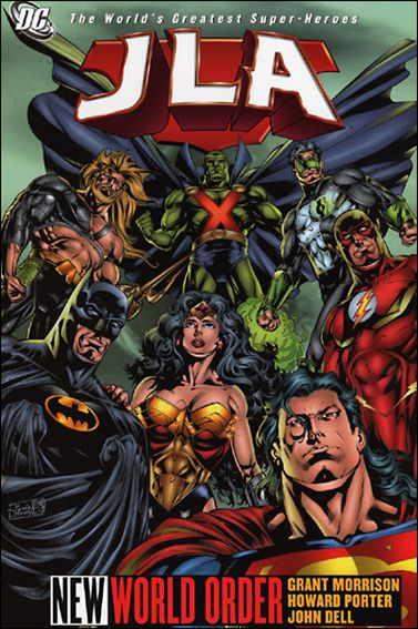 JLA 1-D by DC