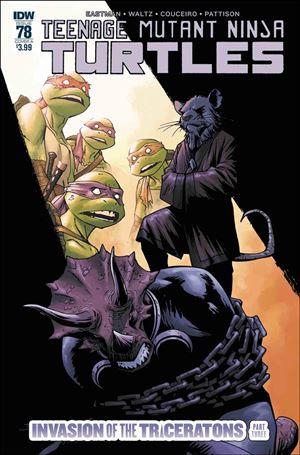 Teenage Mutant Ninja Turtles (2011) 78-A