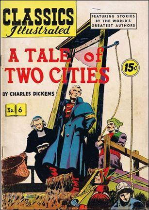 Classic Comics/Classics Illustrated 6-I