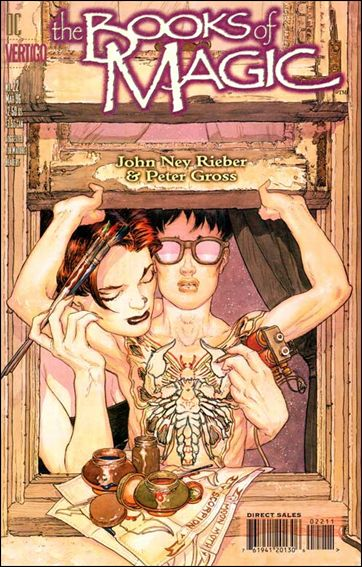 Books of Magic (1994) 22-A by Vertigo