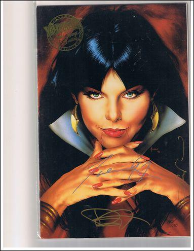 Vampirella: Sad Wings of Destiny 1-B by Harris