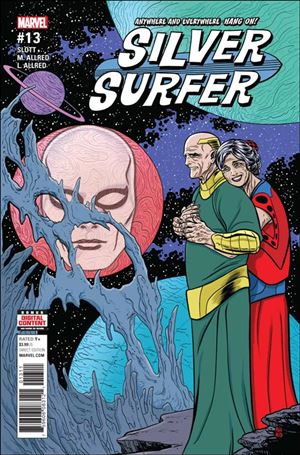 Silver Surfer (2016) 13-A