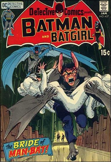Detective Comics (1937) 407-A by DC