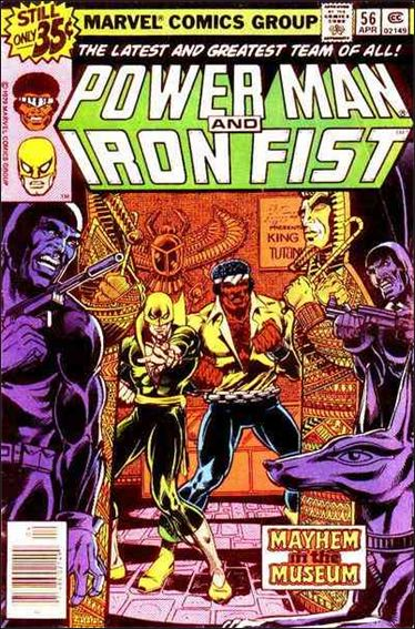 Power Man and Iron Fist (1978) 56-A by Marvel