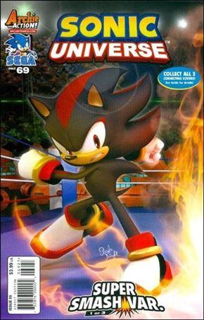 Sonic Universe 69-B