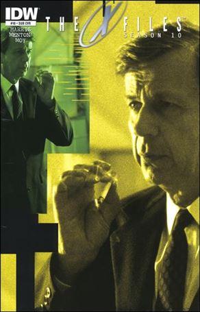 X-Files: Season 10 10-C