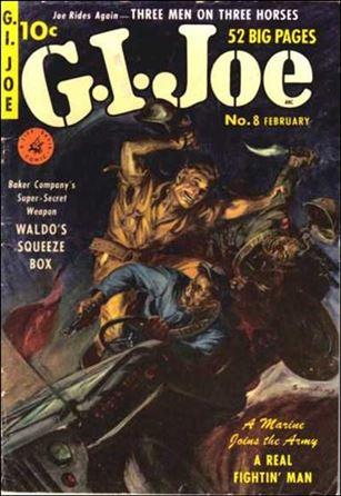 G.I. Joe (1951) 8-A