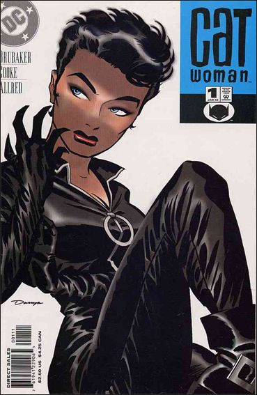 Catwoman (2002) 1-A by DC