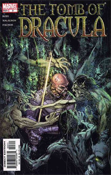 Tomb of Dracula (2004) 3-A by Marvel