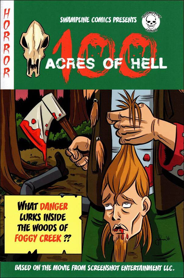 100 Acres of Hell nn-A by Swampline Comics