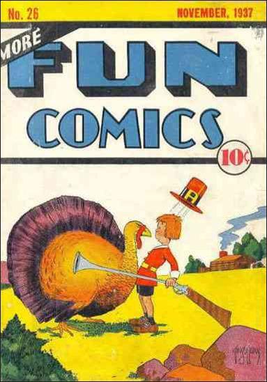More Fun Comics 26-A by DC