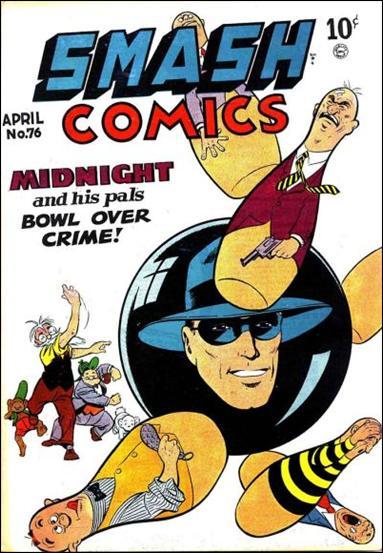 Smash Comics (1939) 76-A by Quality