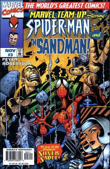 Marvel Team-Up (1997) 3-A by Marvel