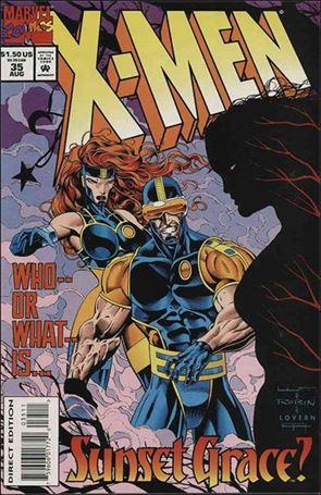 X-Men (1991) 35-A