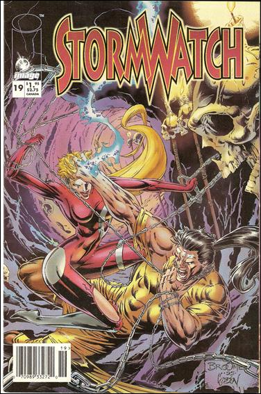 StormWatch (1993) 19-B by Image