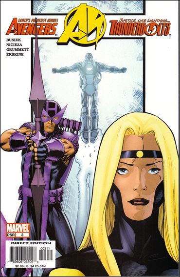 Avengers/Thunderbolts 3-A by Marvel