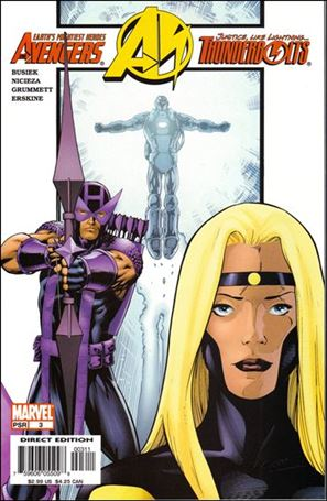Avengers/Thunderbolts 3-A