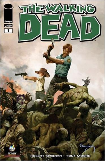 Walking Dead (2003) 1-WA by Image