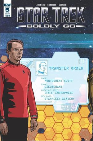 Star Trek: Boldly Go 5-B