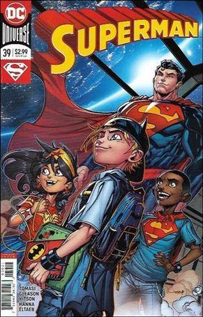 Superman (2016) 39-B