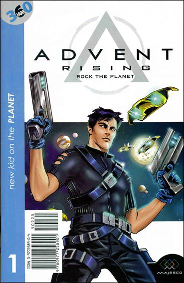 Advent Rising: Rock the Planet 1-A by 360 Jam