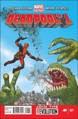 Deadpool (2013) 1-A