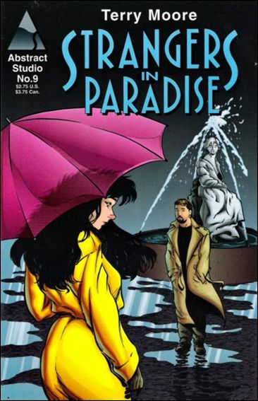 Strangers in Paradise (1994) 9-A by Abstract Studio