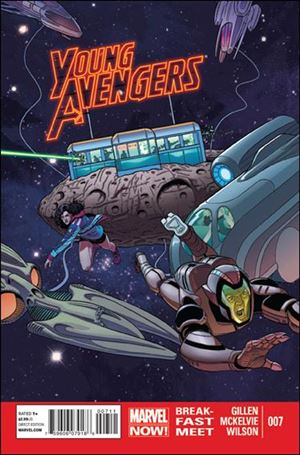 Young Avengers (2013) 7-A