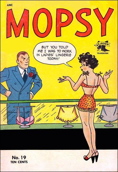 Mopsy 19-A by St. John