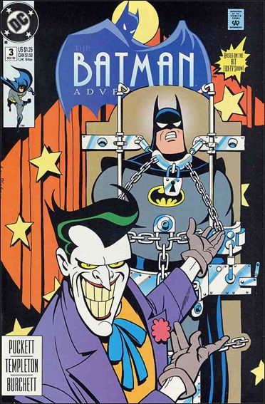Batman Adventures (1992) 3-A by DC