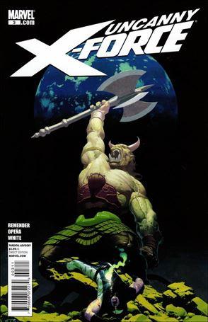 Uncanny X-Force (2010) 3-A
