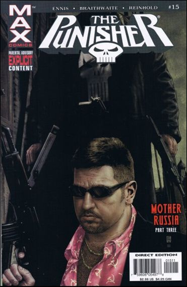 Punisher (2004) 15-A by Max