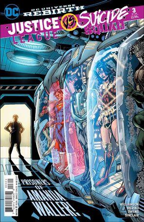 Justice League Vs Suicide Squad 3-A