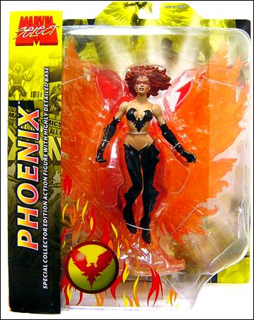 Marvel Select Phoenix by Diamond Select