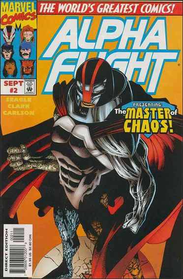 Alpha Flight (1997) 2-A by Marvel