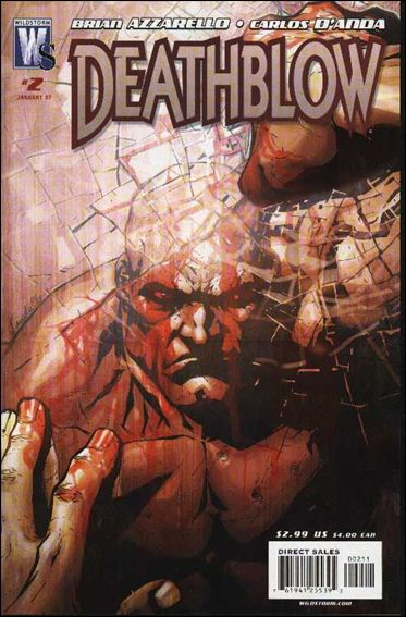 Deathblow (2006) 2-A by WildStorm
