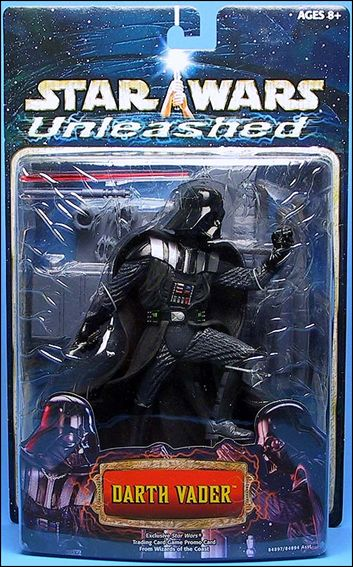 Star Wars: Unleashed Darth Vader by Hasbro