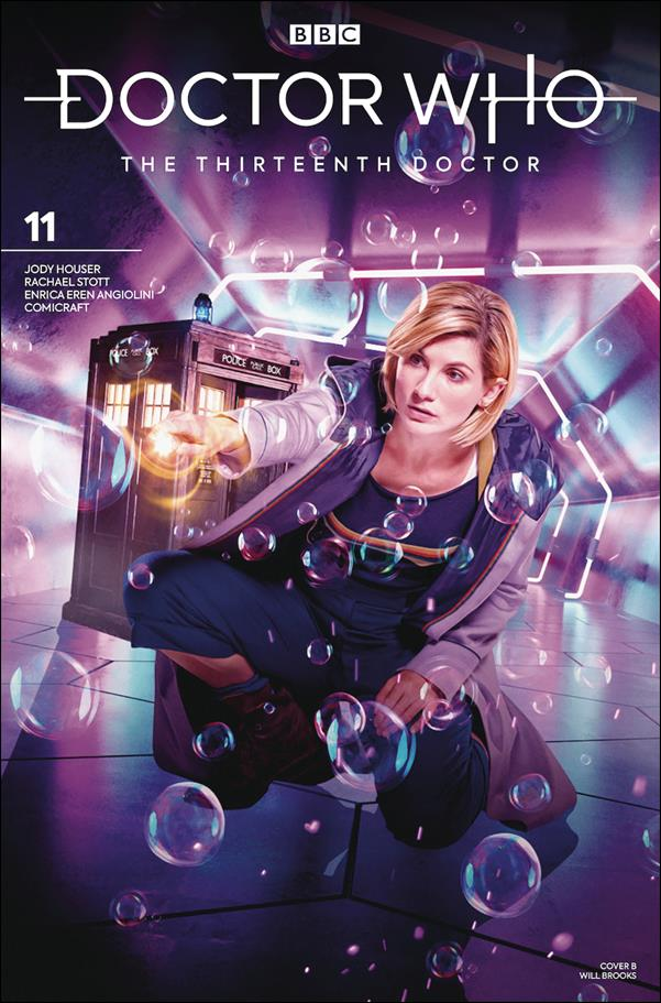 Doctor Who: The Thirteenth Doctor 11-B by Titan