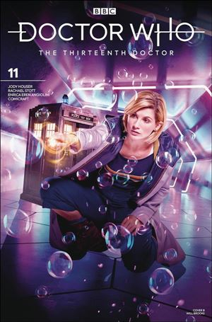 Doctor Who: The Thirteenth Doctor 11-B