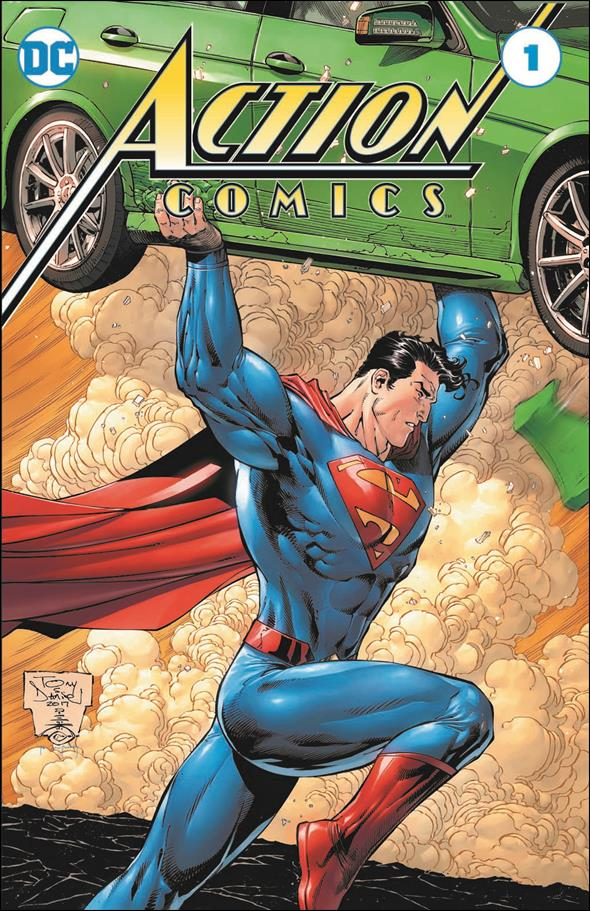 Action Comics (1938) 1-J by DC