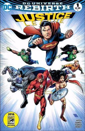 Justice League (2016) 1-O