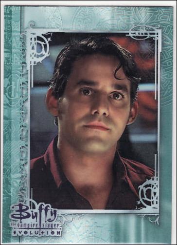 Buffy the Vampire Slayer: Evolution (Base Set) 31-A by Inkworks