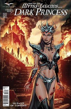 Grimm Fairy Tales Myths & Legends Quarterly: Dark Princess nn-A