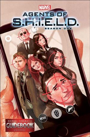 Guidebook to the Marvel Cinematic Universe - Marvel's Agents of S.H.I.E.L.D. Season One nn-A